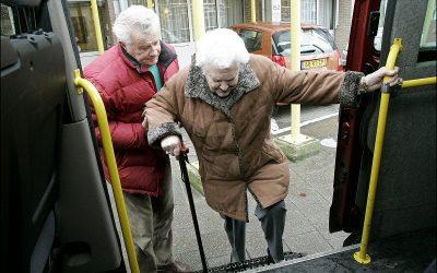 Kunnen ouderen nog wel reizen?